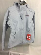 NEW THE NORTH FACE VENTURE JACKET GREY/PLUM WOMENS SHELL RAIN FREE SHIP S-2XL