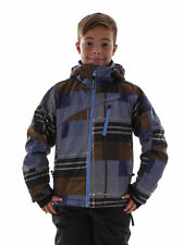 Brunotti Ski Jacket Maurios Jr BLAU Brown 5K SNOW GUARD Softshell