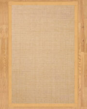 Natural Area Rugs Sisal Cashmira Beige Area Rug