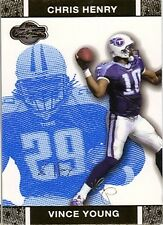 2007 Topps Co-Signers Football Changing Faces Parallel Singles (Pick Your Cards)
