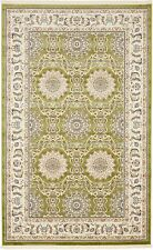 Astoria Grand Jackson Green Area Rug