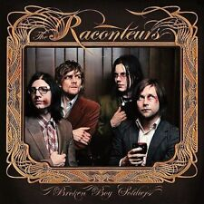 Broken Boy Soldiers by The Raconteurs (CD, May-2006, Third Man Records)