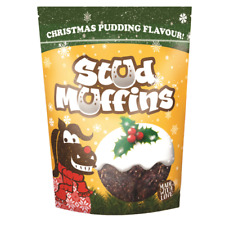 Stud Muffins Christmas Pudding Flavour