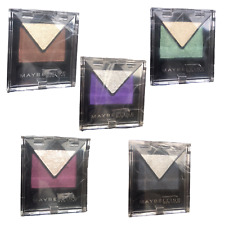 Maybelline Eyestudio Duo EyeShadow New & Sealed - free P&P - Best Shades!!