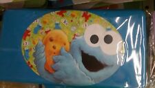 SESAME STREET Travel Baby Wipes Holder Case Diaper Bag Refills Stroller Pail Car