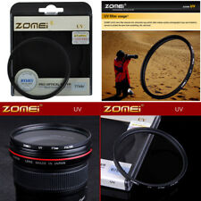52-82 mm UV Ultra-Violet Filter Lens protector Haze For Pentax Nikon Canon Sony