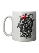 Sons of Anarchy Tall Reaper White SoA Mug