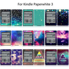 For Amazon Kindle Paperwhite 3 Nice Sticker Cover Charming Patterns Skin Decal