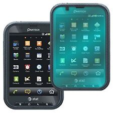 Clear Matte Anti-Glare LCD Screen Protector Cover Guard for PANTECH Pocket