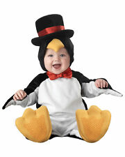 Lil' Penguin Happy Feet Zoo Animal Toddler Baby Boys Infant Costume
