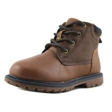 Osh Kosh Chandler Toddler  Round Toe Synthetic Brown Boot