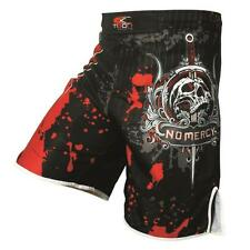 FOR MMA Men Gel Fight Shorts UFC Grappling Short Kick Boxing MuayThai Cage Pants