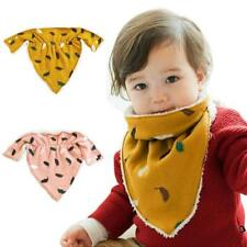 Children Baby Towel Soft Print Boy Girl Toddler Bandana Baby Bibs Saliva Towel