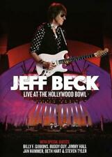 JEFF BECK: LIVE AT THE HOLLYWOOD BOWL NEW DVD