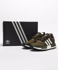 Adidas WM NMD Trail PK Olive White Mountaineering prime knit ultra boost CG3647