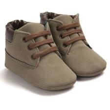 Baby Unisex Shoes Winter Warm Sole Leather Shoes Infant Boy Girl Toddler Shoes
