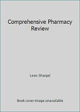 Comprehensive Pharmacy Review by Leon Shargel