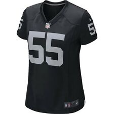 Rolando McClain Rihanna Oakland Raiders Women's Nike Game Jersey New With Tags