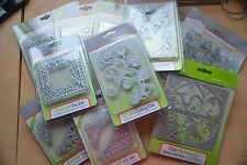 TONIC STUDIOS VERSO CUTTING DIES - BASE DIE SETS AND INSERTS