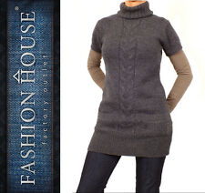 Arqueonautas Knitted Dress/Pullover from Wool, Size L NEW