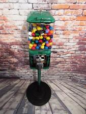 vintage Ford Mustang  candy gumball machine Acorn coin op glass globe