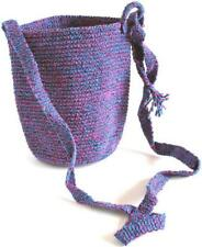 5 Ct. Wholesale Boho Bags - Woven Cotton Mayan Bags - Handmade, Fair Trade Bags
