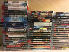 SONY PLAYSTATION 3 (PS3) GAMES BUNDLE/LOT!!! [EXCELLENT - LIKE NEW CONDITION]