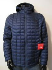 NWT Mens TNF The North Face Thermoball Insulated Hoodie Hooded Jacket Shady Blue