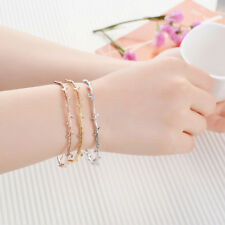Open Unique Style Fashion Chic Thic Tree Branches Bangle Cuff Bracelet Girls