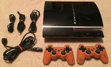 Sony PlayStation 3 CECHL01 Bundle: Console & Controllers