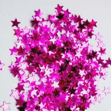 3mm Wedding Stars Table Confetti Scatter Foil Decoration Birthday Party Supplies