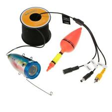 Underwater 1000TVL Fishing Video Camera Fish Finder Detector 30m Cable T7W5
