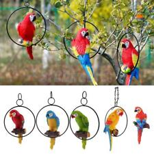 The Parrot Craft Home Furnishing Ornaments Creative Bird Small Ornaments DIY