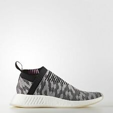 Adidas BY9312 Men NMD CS2 PK Running shoes black pink Sneakers