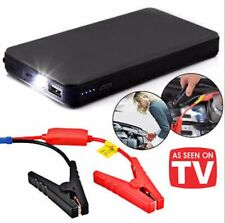 New 12V 20000mAh Car Jump Starter Power Bank Battery Charger Set Easy To Use
