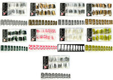 BF Airbrushed New false Nail Tips For Acrylic nail Art tips Design Manicure tool