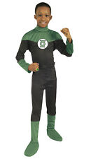 Green Lantern Justice League Superhero Boys Costume