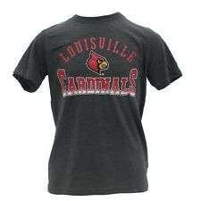 NCAA Louisville Cardinals Official Kids Youth Size Team T-Shirt New With Tags