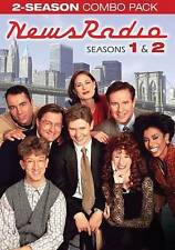 NewsRadio - The Complete First  Second Seasons (DVD, 2014, 3-Disc Set) NEW