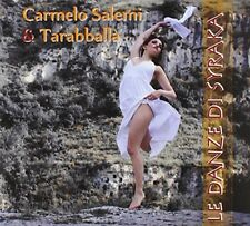 Carmelo Salemi & Tarabballa' - Le Danze Di Syraka [New CD] Italy - Import