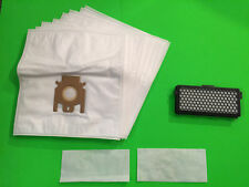 10x Dust Bags Vacuum Cleaner Bags + HEPA Filter for Miele S5, S 5000 Serie