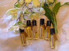 ORGANIC, Natural Essential Oils Perfume. Superb! 30 Fragrances to Choose From!!!