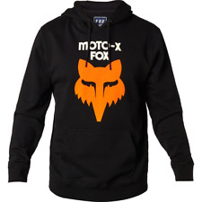 Fox Racing Legacy Heritage Pullover Hoody MX Motocross MotoX Fleece Sweatshirt
