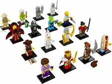 LEGO 71008 Series 13 Minifigures Your Choice Hot Dog Man Unicorn Girl and more