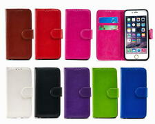 For Apple iPhone 5 5S / SE 5G  Wallet Leather Case Flip Stand New Phone Cover