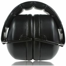 Shooters Hearing Protection Safety Ear Muffs Folding-Padded Head Band Ear Cups