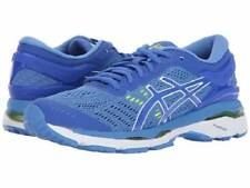 ASICS GEL KAYANO 24 WOMENS BLUE PURPLE RUNNING WIDE SHOES **FREE POST AUSTRALIA
