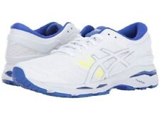 ASICS GEL KAYANO 24 WOMENS WHITE BLUE RUNNING SHOES **FREE POST AUSTRALIA