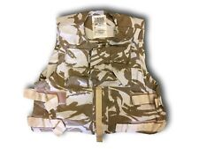 British Army Issue Desert Pattern MK.1 body armour carrier, Plate Carriers