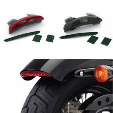 UNIVERSAL MOTORCYCLE 8 LED STOP TAIL LIGHT FOR HARLEY SPORTSTER XL883 1200 BIKES